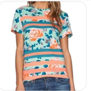 """Marc by Marc Jacobs """"Jerrie"""" floral t-shirt"""